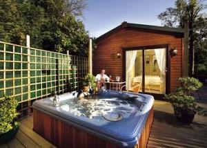 Avon Wood Cumbria Cabin